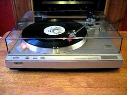 sony turntable. sony ps - t 33 fully automatic turntable direct drive
