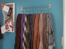... Large-large Size of Smashing Scarf Organizer In Diy Scarf Organizer  Ideas Along in Scarf ...