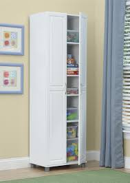 Ameriwood Furniture Kendall 24 Utility Storage Cabinet White