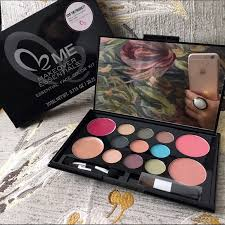 me makeover essential face color kit palette