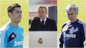 Florentino Perez: Cristiano Ronaldo ...