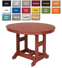 amish round dining table gardens standard height round dining tables amish dining tables pennsylvania