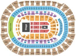 Verizon Center Interactive Seating Chart Concert Capital One Arena Seating Chart Rows Seats And Club Seats