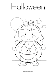 Small Picture Practice writing the word October Coloring Page Twisty Noodle