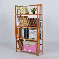 Bookshelf Filing Cabinet Online Shop Cheap Bamboo Wood Bookcase Shelf Filing Cabinet Modern