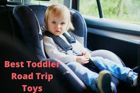10 of the best toddler road trip toys