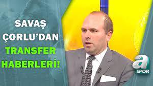 Savaş Çorlu, Fenerbahçe'nin Forvet Transferi Gündemini Değerlendirdi! /  Vedat Muriç, Sörloth - YouTube