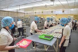 Dalam satu bulan usaha win bakery milik bapak slamet memproduksi roti 62.400 biji dalam satu bulan. Pt Mmm Pabrik Roti Di Samarinda Terapkan Protokol Kesehatan Covid 19 Niaga Asia