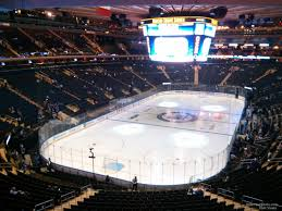 Msg Ny Rangers Seating Chart Madison Square Garden New York Rangers Virtual Seating Chart