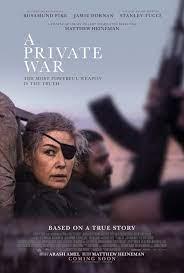 A Private War (2018) - IMDb