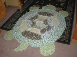 Bella Faith's turtle quilt & turtle rag quilt Adamdwight.com