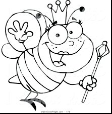 Articles with Maya The Bee Colouring Pictures Tag: bee coloring ...