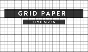 Printable Grid Sheet Download Them Or Print