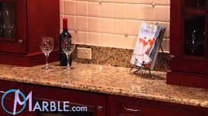 Santa Cecilia Granite Kitchen Santa Cecilia Granite Kitchen Countertops Ii By Marblecom Youtube