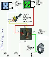 30 amp relay wiring diagram 30 Amp Relay Wiring Diagram any wiring diagrams for auxillary lights w 30 amp relay and 3 way 30 amp relay wiring diagram 99 softail