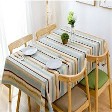 tablecloth nordic minimalist modern