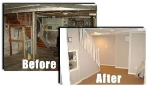 basement remodels before and after. Old Basement Remodel Renovations Before And After Photos . Remodels