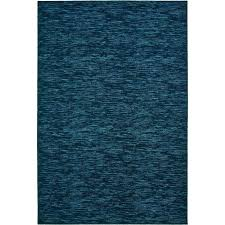 aqua colored kitchen rugs champions dark blue rug 5 x 7 ft in