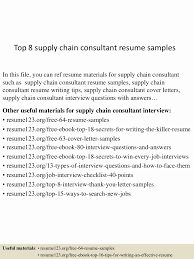 Supply Chain Cover Letter Supply Chain Resume Sample New Supply Chain Cover Letter Cover