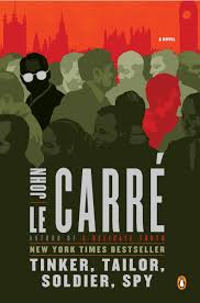 tinker tailor solr spy a george smiley novel john le carré 9780143119784 amazon books