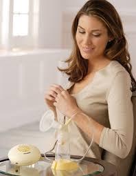 Pam Susu Selepas Menyusukan Bayi