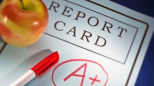 Image result for A+Report card images