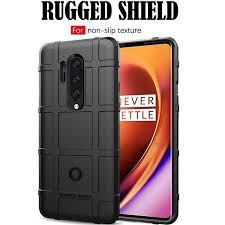 <b>Silicone</b> Case For Oneplus 8 Pro Military Full Protect <b>Rugged Shield</b> ...