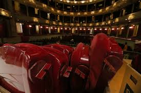 Kimmel Center Seating Chart Academy Of Music Academy Of Music Is Replacing Its Lumpy Old Seats And No