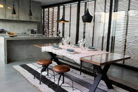 Inspiratieboost 9x De Mooiste Eetkamers Met Industri Le Look Roomed