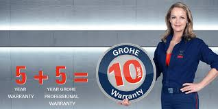 benefit from our extended grohe professional warranty for a period of ten years commencing from the date of purchase of the grohe in accor with