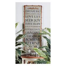 wood with metal panel decorative wall art 37 x 14 olivia may target on dream wall art target with wood with metal panel decorative wall art 37 x 14 olivia may