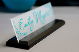 desk name plate office supply personalized secretary sign gift custom professional wood office sign 10 x 2 5