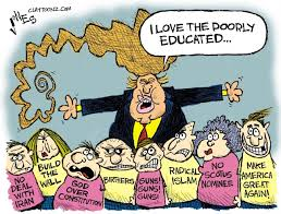Image result for republican bigotry cartoons
