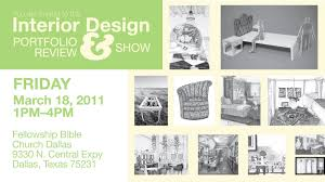 Art Institute Of Dallas Reviews Interior Design Portfolio Review U0026 Show  March 18, ...