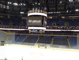 Keybank Arena Hockey Seating Chart Keybank Center Section 206 Seat Views Seatgeek