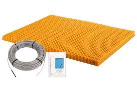 Heat Cool Air Conditioner Floor Warming Schlutercom
