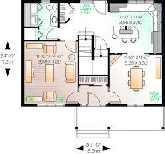Main Floor Plan: 5 270