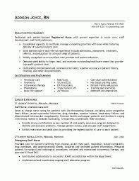 ... Resume Sample For Nicu Nurse ...