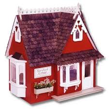 Greenleaf the storybrook cottage dollhouse kit