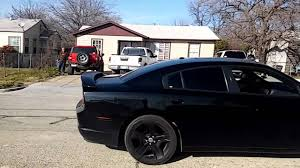 Dodge Charger(Mopar Edition) drive by - YouTube