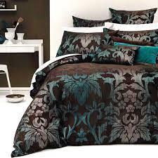 similiar chocolate brown and purple bedding keywords duvet sets set