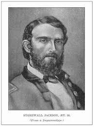 Stonewall Jackson In Civil War Impressive Stonewall Jackson Quotes