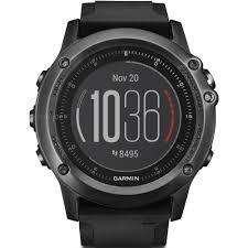 "mens sports watches watch shop comâ""¢ unisex garmin fenix 3 sapphire hr performer bundle alarm chronograph watch 010 01338 74"