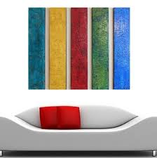 wood wall sculpture texture paintings large abstract painting contemporary art modern wall art multi panel art large wall art decor