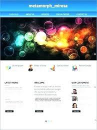 Art Gallery Web Template