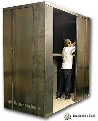Bear-Safes-Vault-Room