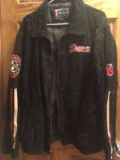snap on heated jacket. 2008 snap on limited edition black suede 2xl jacket in perfect condition! heated