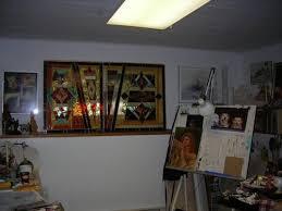 artists studio lighting. Creating Art In Small Studios Artists Studio Lighting