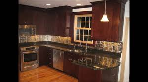 Steel Backsplash Kitchen Kitchen Stainless Steel Backsplash Ideas Youtube