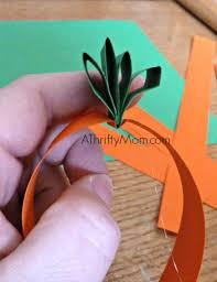 carrot bunting spring easter garland diycrafts